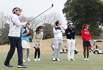 ゴルフ 石田 純一